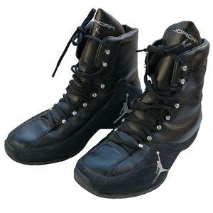 MEN Air Jordan RJJ Boxer Roy Jones Shoes, size 9.5